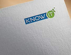 #265 for Company logo for KnowIT by niamartist