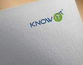 #268 for Company logo for KnowIT by niamartist