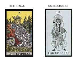 nº 39 pour Illustrate tarot card graphics par ekaterinagali