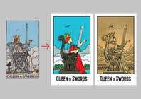 Proposition n° 62 du concours Graphic Design pour Illustrate tarot card graphics