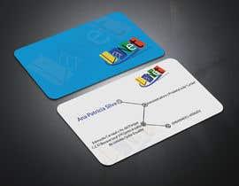 #77 para Business card/Tarjeta de Presentacion de arifjiashan