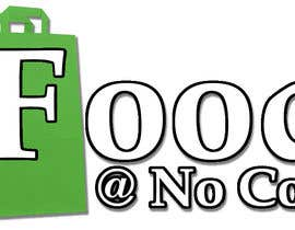 #66 for Logo: Food @ No Cost by kynthos10