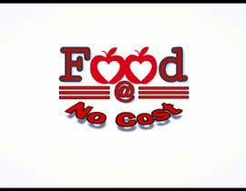 #68 for Logo: Food @ No Cost by Bishowjit25