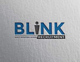 #4 for New recruitment agency 'Blink Recruitment' specialising in catering and transport personnel needing logo design by humayonk606