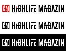 #767 для Design a Logo for Highlife Magazine от jamiu4luv