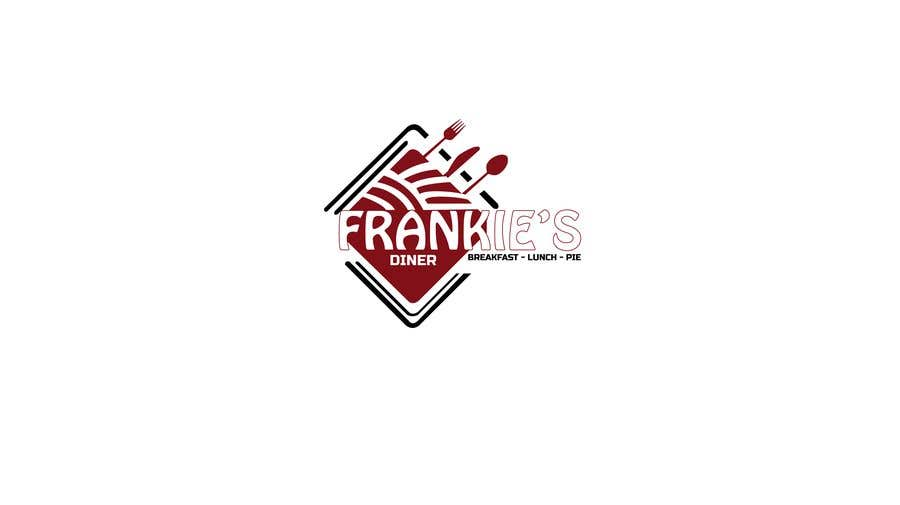 Bài tham dự cuộc thi #175 cho Frankie's Diner Logo