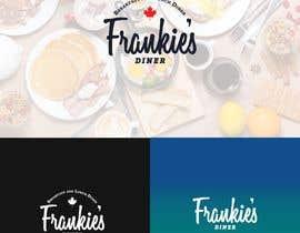 #100 untuk Frankie's Diner Logo oleh AdrianActitud