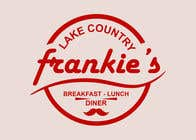Graphic Design Entri Peraduan #259 for Frankie's Diner Logo