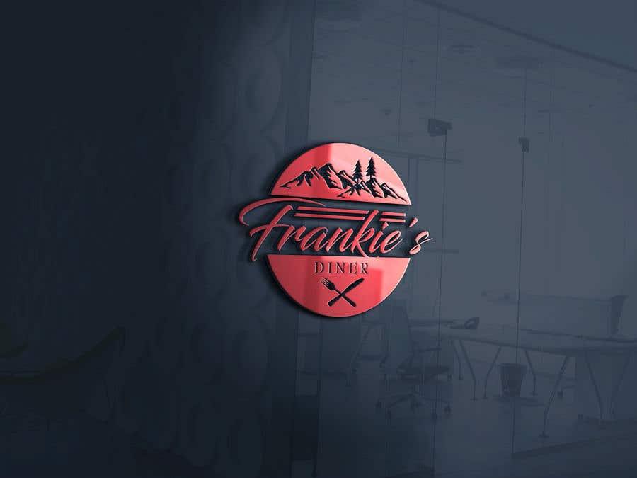 Bài tham dự cuộc thi #106 cho Frankie's Diner Logo