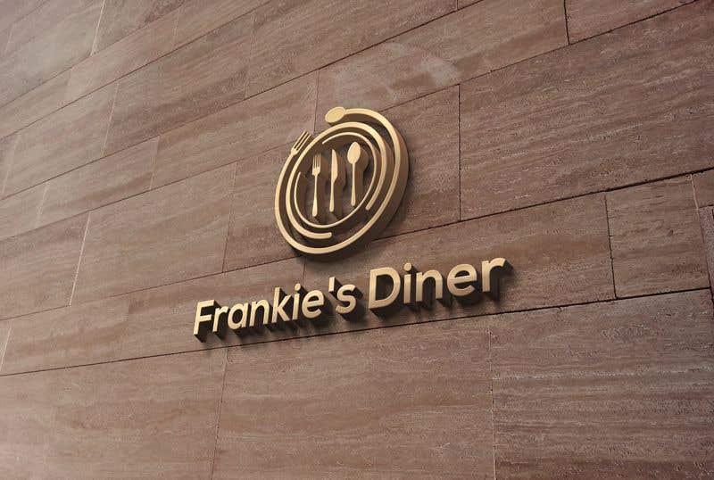 Bài tham dự cuộc thi #75 cho Frankie's Diner Logo