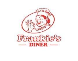 #78 for Frankie's Diner Logo by jrflevi