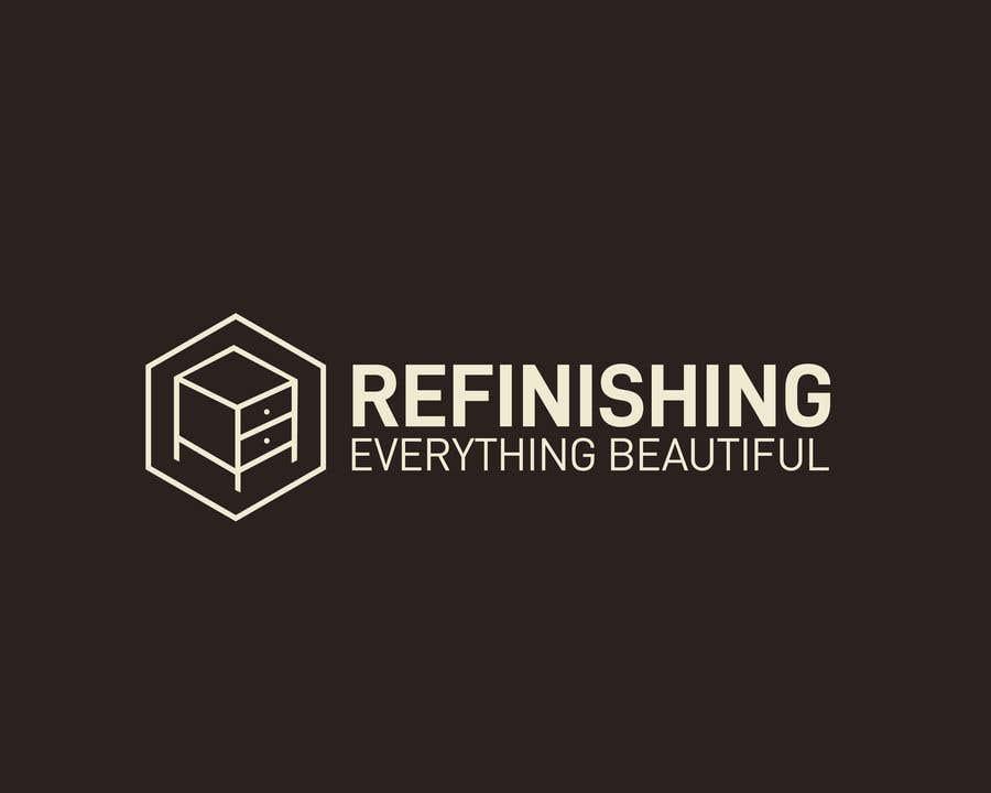 Konkurrenceindlæg #165 for Logo design for kitchen cabinet and furniture refinishing business