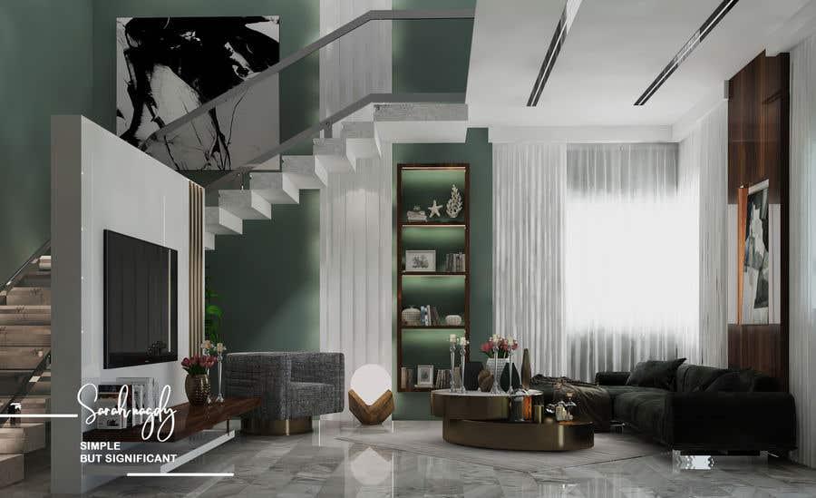 """Intrarea #20 pentru concursul """"Interior design fir my living area"""""""