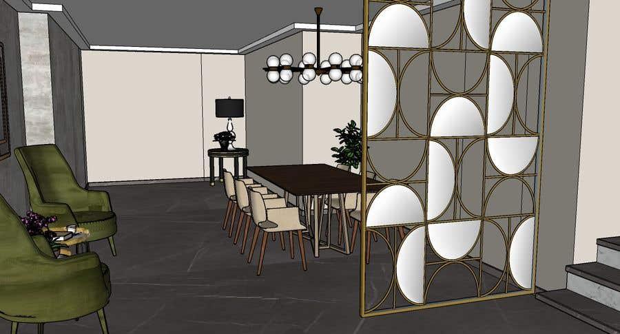 """Intrarea #22 pentru concursul """"Interior design fir my living area"""""""