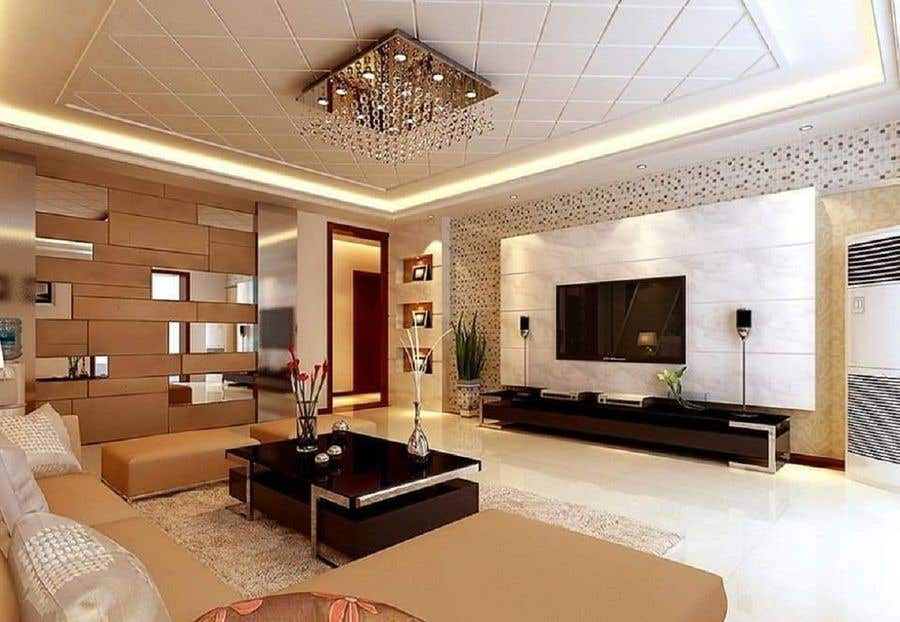 """Intrarea #30 pentru concursul """"Interior design fir my living area"""""""