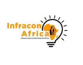 #13 untuk Design a Corporate Identity Logo for Infracon Africa oleh nenoostar2