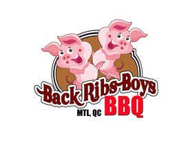kasupedirisinghe tarafından Create a logo for a BBQ team için no 42
