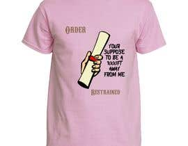 nº 28 pour Design a Tee Shirt par wizdumbledore