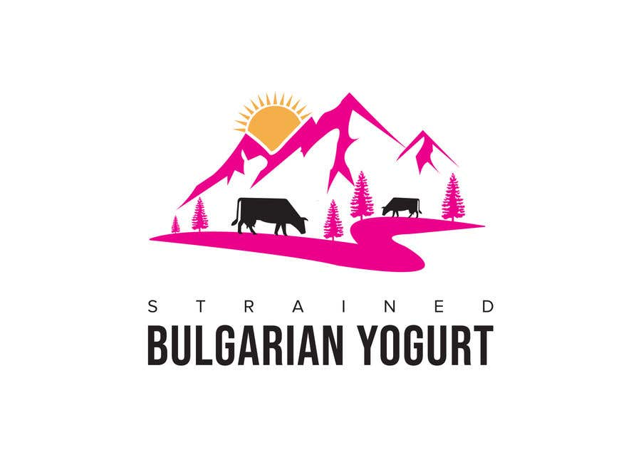 Contest Entry #460 for Art for Yogurt Packaging and Selling Materials