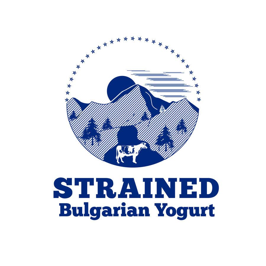 Contest Entry #413 for Art for Yogurt Packaging and Selling Materials