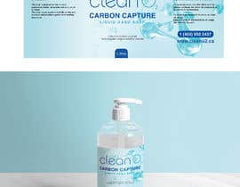 #3 для 4 litre jug label for liquid soap от eling88