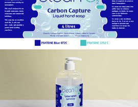 #6 для 4 litre jug label for liquid soap от Hkk84
