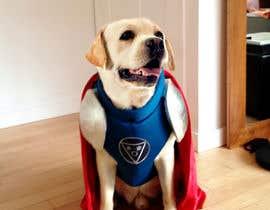 #3 для Picture of a 'super' dog eating от bhanuvashisht