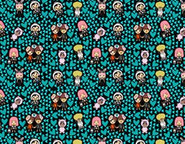 #72 untuk PATTERN DESIGN COMPETITION (Round 5) oleh alexandracol