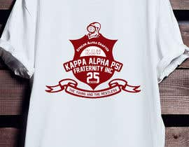 nº 50 pour T-Shirt Design for Kappa Alpha Psi Fraternity, Inc. par gilart