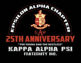 nº 41 pour T-Shirt Design for Kappa Alpha Psi Fraternity, Inc. par CKROY306