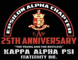 nº 42 pour T-Shirt Design for Kappa Alpha Psi Fraternity, Inc. par CKROY306