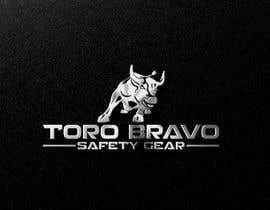 Nro 127 kilpailuun Toro Bravo Safety Gear logo käyttäjältä eddesignswork