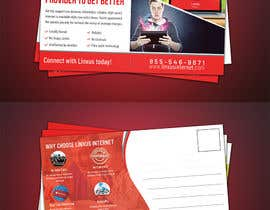 #32 for Create a stunning and mind blowing new marketing postcard for our Rural Internet Service by tareqhossain28