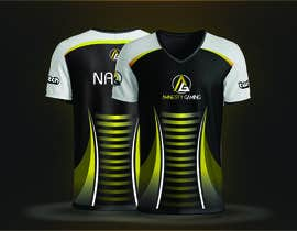 #123 cho Jersey design for printing bởi divisionjoy5