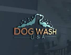 nº 85 pour Logo Dog Wash USA par imamhossainm017