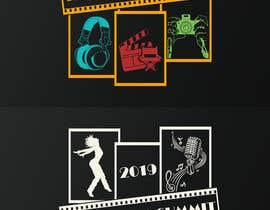#82 for Design a T-shirt promoting Media Arts af Exer1976