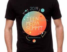 #21 for Design a T-shirt promoting Media Arts af pelayodcv