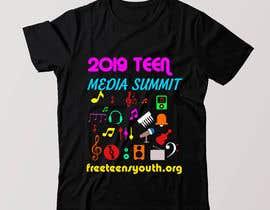 #4 for Design a T-shirt promoting Media Arts af sajib31