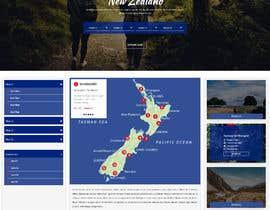 asifrahman66 tarafından Design a website for walks & hikes in New Zealand için no 34