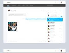Nro 4 kilpailuun Designing a social intranet (kind of a social network for businesses) käyttäjältä chiku789