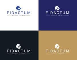 #109 для Minimalistic logo/fond design FIDACTUM от nazzasi69