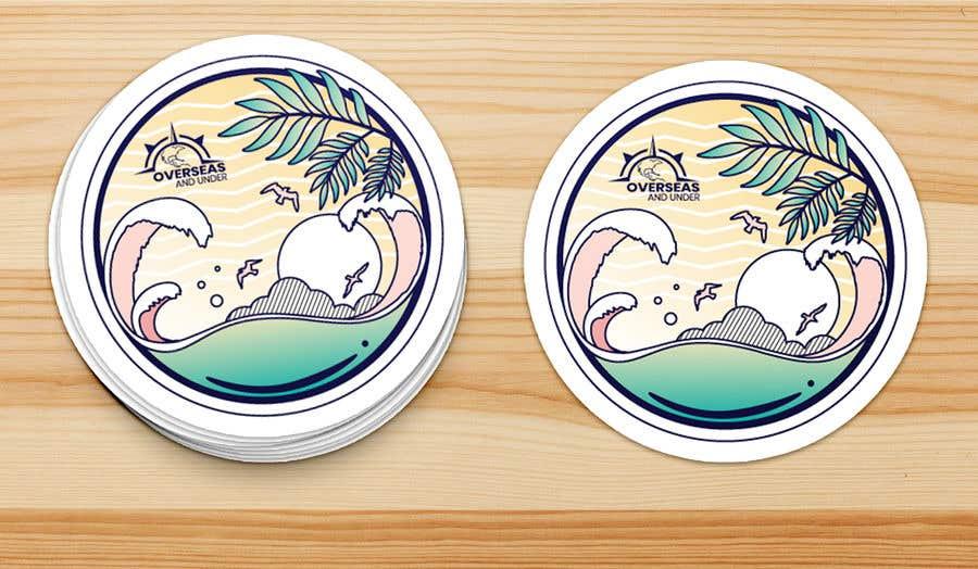 Contest Entry #31 for Sticker Design