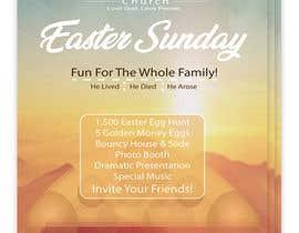 #56 untuk Design an Easter Sunday Postcard oleh mfarazi