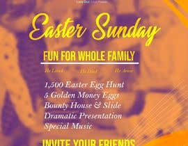 #64 untuk Design an Easter Sunday Postcard oleh tsanjeev6252