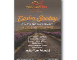 #52 untuk Design an Easter Sunday Postcard oleh NishanKumar14