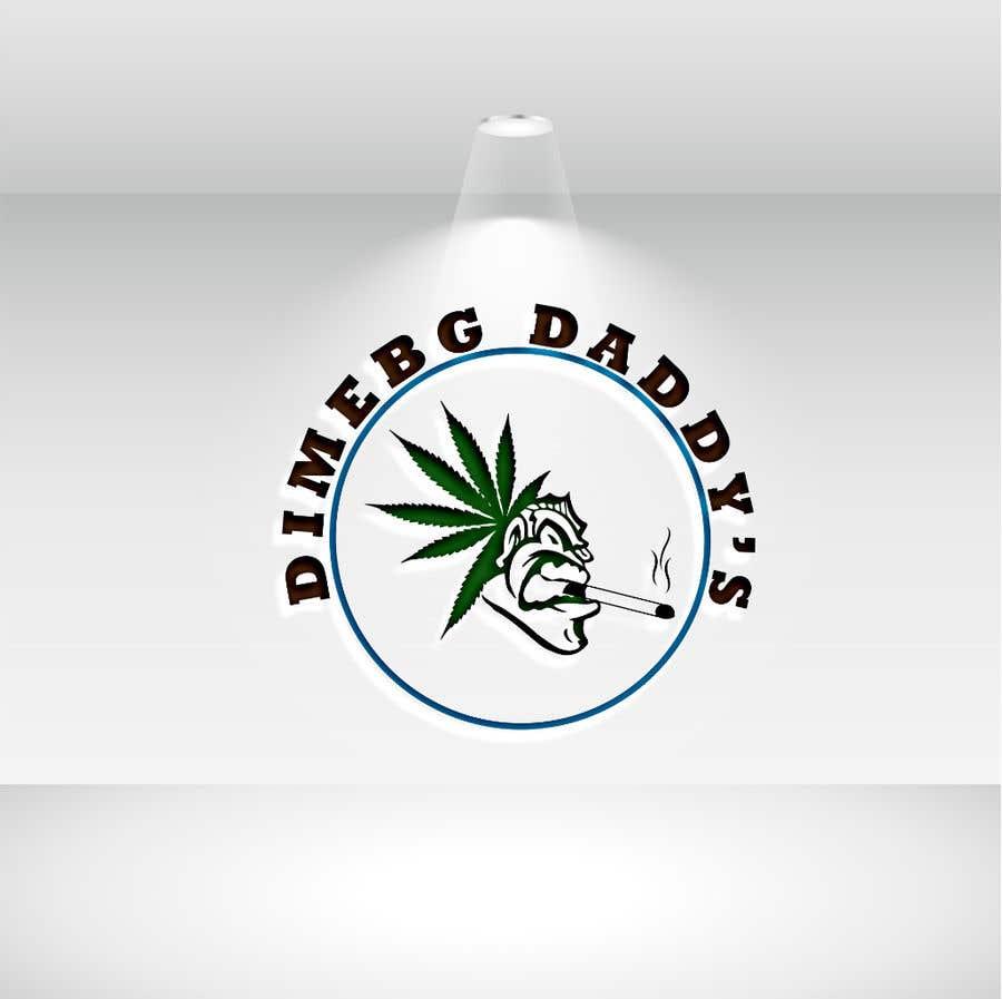 Penyertaan Peraduan #223 untuk LOGO Design Contest (Dimebag Daddy's)