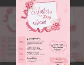 #60 para Poster/Flyer to promote business - Mothers Day por SLP2008
