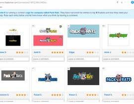 LizaPerves98 tarafından Help Pick a logo. Everyone Gets Paid! Prize Divided -Pack Rats- Poll için no 87