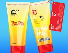 VisualandPrint tarafından CREATIVES: Design a Sunscreen Tube (Front and Back) için no 257
