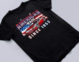 #49 for Corvette American Made Tee Shirt by yafimridha